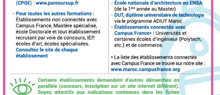 Calendrier Concours Cpge 2019.Les Classes Prepa Ou Cpge Campus France