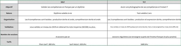 Pour tout savoir sur le TCF, DELF/DALF et TEF | Campus France